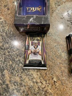 2019 Select Football FOTL Premium Edition 1st Off The Line