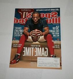 2011 Sports Illustrated LARRY FITZGERALD Arizona CARDINALS !
