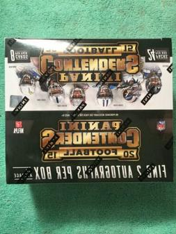 2015 Panini Contenders Football HUGE Factory Sealed 24 Pack