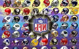 2018 CLASSICS FOOTBALL LOTS ~ PICK YOUR TEAM