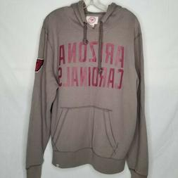47 brand arizona cardinals hoodie sweatshirt nfl