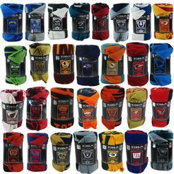 New Northwest NFL Teams New Logo Large Soft Fleece Throw Bla