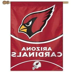 ARIZONA CARDINALS ~  Official NFL 27x37 Outdoor House Flag B