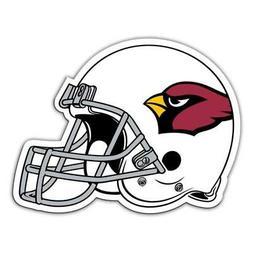 """Arizona Cardinals 12"""" Car Magnet"""