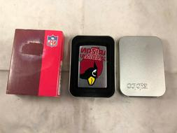 Arizona Cardinals 2000 Zippo Lighter, New in Box