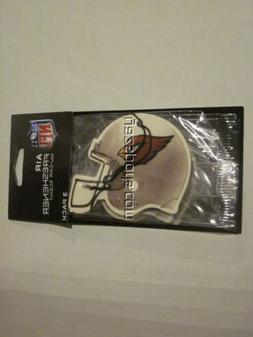 Arizona Cardinals 3 Pack Air Freshener