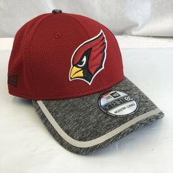 ARIZONA CARDINALS NEW ERA 39THIRTY FLEX FIT HAT CAP S/M M/L