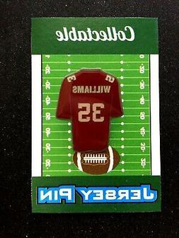 Arizona Cardinals Aeneas Williams lapel pin-Collectible-For
