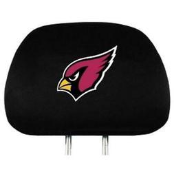 Arizona Cardinals Auto Headrest Covers 2 Pack  NFL Car Seat