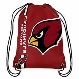 Arizona Cardinals Back Pack/Sack Drawstring Gym Bag Sport Ba