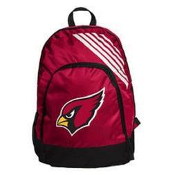 Arizona Cardinals BackPack Back Pack Book Sports Gym School