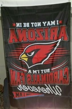 arizona cardinals bird gang az fan wherever