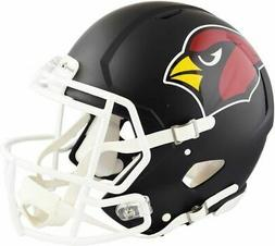 Riddell Arizona Cardinals Black Matte Alternate Speed Mini F