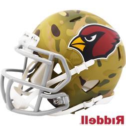 Arizona Cardinals Camo Alternate Riddell Speed Mini Helmet N