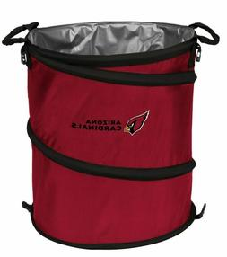 Arizona Cardinals Collapsible 3-in-1 Cooler/Hamper/Wastebask