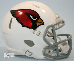 ARIZONA CARDINALS  Riddell Speed Mini Helmet w/ Chrome logo