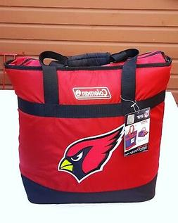 ARIZONA CARDINALS COOLER X-LARGE SIZE BAG TOTE INSULATED FOR