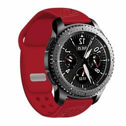 Arizona Cardinals Deboss Silicone Watch Band