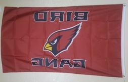 Arizona Cardinals Football 3x5 Flag Banner Man Cave Gift FRE