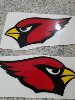 Arizona Cardinals Football Helmet Decals Full Size