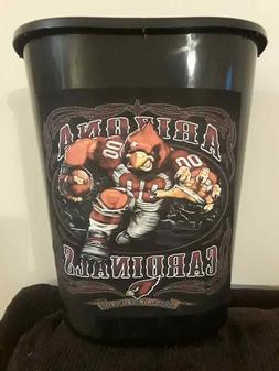Arizona Cardinals Football NFL Trashcan trash can cartoon ki