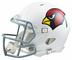 arizona cardinals full size authentic speed helmet
