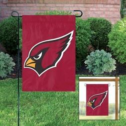 Arizona Cardinals GARDEN Window Flag Banner Applique Embroid