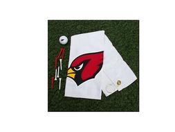 Arizona Cardinals Golf Gift Set - Golf Towel , Golf Ball , G