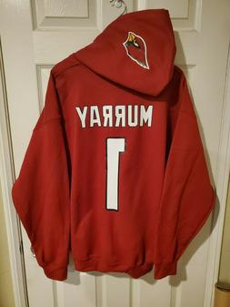 arizona cardinals kyler murray jersey style hoodie