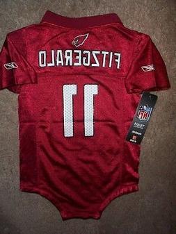 Arizona Cardinals LARRY FITZGERALD nfl INFANT BABY NEWBORN J