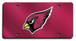 Arizona Cardinals License Plate Cover