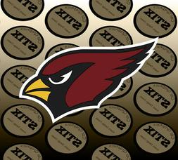 Arizona Cardinals Logo NFL Die Cut Vinyl Sticker Car Window