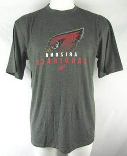 Arizona Cardinals Men's Gray Team Apparel Short Sleeve T-Shi