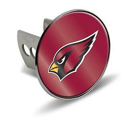 "Arizona Cardinals Metal 2"" Trailer Hitch Cover Laser Cut Acr"