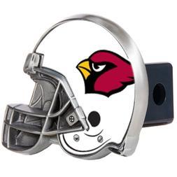 Arizona Cardinals Metal Helmet Trailer Hitch Cover