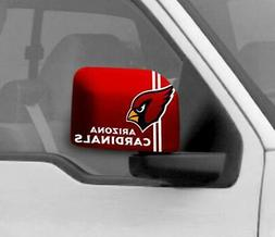 Arizona Cardinals Mirror Cover 2 Pack - Large Size  NFL Car
