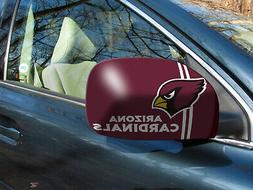 Arizona Cardinals Mirror Cover Elastic Auto Side View Mirror
