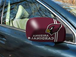 Arizona Cardinals Mirror Covers Perfect for Gameday and Tail