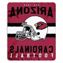 "Arizona Cardinals NFL Northwest 50""x60"" Singular Soft Fleece"