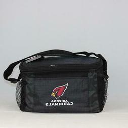 Arizona Cardinals NFL Kolder 6 Can Pack Insulated Cooler Lun