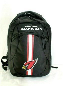 Arizona Cardinals NFL Backpack Black FOCO Action