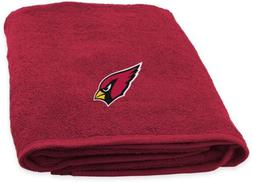 Arizona Cardinals NFL Bath Towel Cotton Shower Bathroom Pool