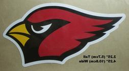 Arizona Cardinals NFL Decal Stickers Football Team Logo -  Y