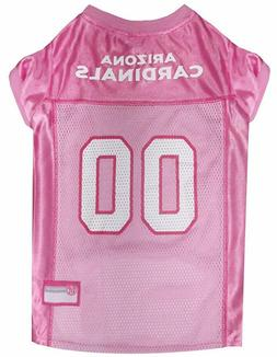 Arizona Cardinals NFL Football Officially Licensed Pink Pet