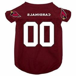 Arizona Cardinals NFL Large Mesh Pet Dog Jersey~SEE AD for S