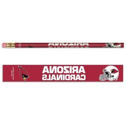 Arizona Cardinals Wincraft NFL Pencils FREE SHIP!!!
