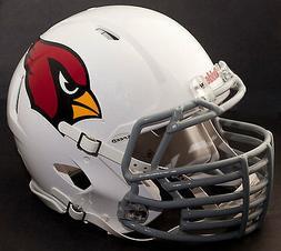ARIZONA CARDINALS NFL Riddell SPEED Football Helmet w/ BIG G