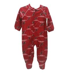 Arizona Cardinals Official NFL Apparel Baby Infant Size Paja