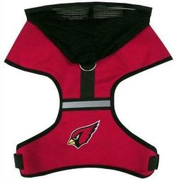 Arizona Cardinals Pet Hoodie Harness from StayGoldenDoodle.c