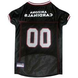 Arizona Cardinals Pet's First NFL Authentic Dog Jersey *FREE